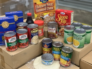 RG&E Virtual Food Drive