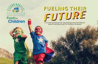 Fueling Their Future - A Virtual Fundraiser for Food For Children