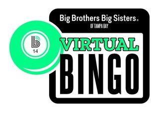 First Friday Bingo - Luau Theme