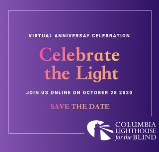 Celebrate the Light Virtual Anniversary Event
