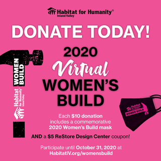 Women Build 2020 - Virtual Edition