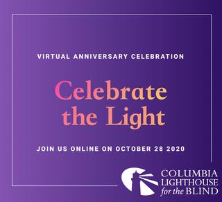 2020 Celebrate the Light Virtual Anniversary Event