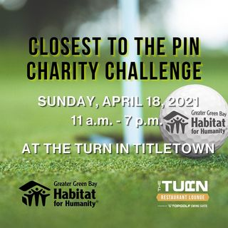 Closest to the Pin, benefitting Greater Green Bay Habitat for Humanity