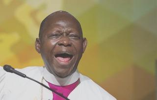 Honoring a Legacy - Bishop John K. Yambasu