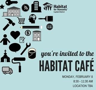 THE HABITAT CAFÉ