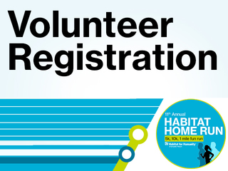 Habitat Home Run Volunteers