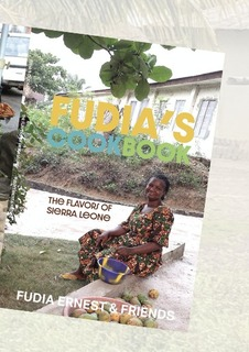 Fudia's Cookbook
