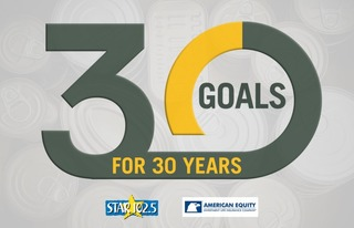 Combat Hunger 30 Goals for 30 Years