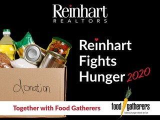 Reinhart Fights Hunger 2020