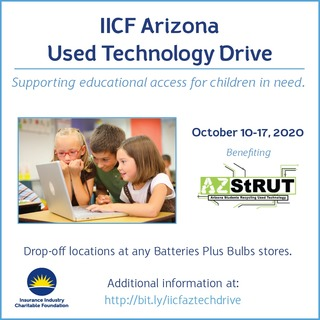 IICF Arizona Used Technology Drive