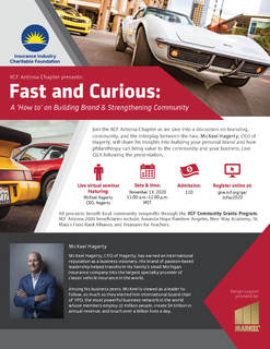 IICF Arizona: Fast & Curious