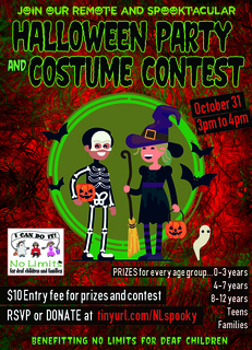 Halloween Party and Costume Contest!