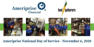 Ameriprise National Day of Service 2020