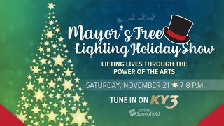 Mayor's Tree Lighting Holiday Show