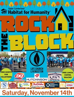 Rock the Block Livingston (Fall Edition 2020)
