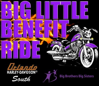 Big Little Benefit Ride 2016