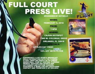 Full Court Press Live!