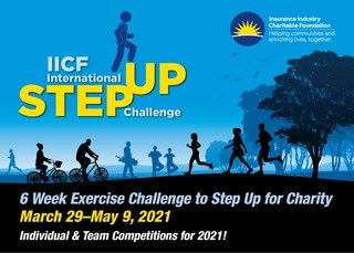 2nd Annual IICF International Step Up Challenge