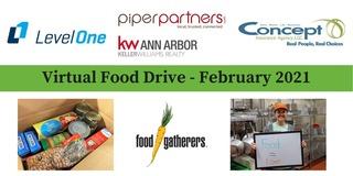 Piper Partners & Friends Virtual Food Drive