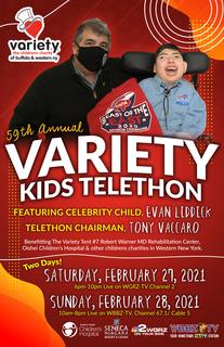 2021 VARIETY KIDS TELETHON!