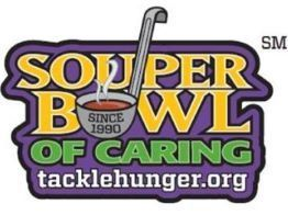 Tackle Hunger During Souper Bowl of Caring