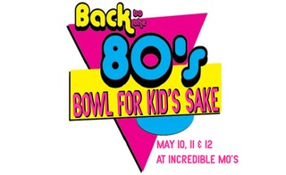 Traverse City Bowl for Kids' Sake 2016 Back to the 80's