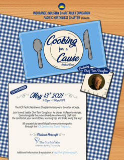 IICF Cooking for a Cause