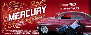 1950 Mercury Restomod Drawing Party