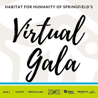 Tool Belts & Bow Ties Virtual Gala