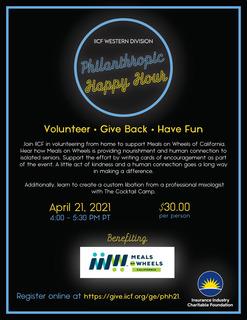 IICF Philanthropic Happy Hour