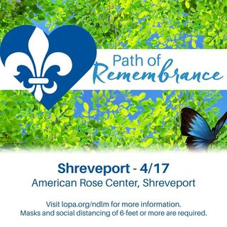 Shreveport Path of Remembrance 2021