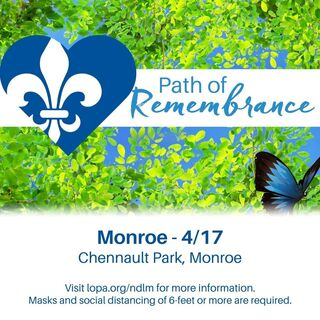 Monroe Path of Remembrance 2021