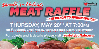 Variety's Virtual Meat Raffle:The Kickoff to Summer Edition!