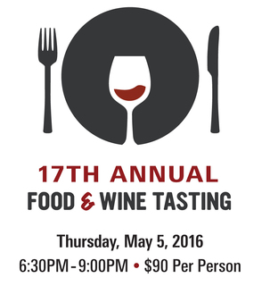 17th Annual Food & Wine Tasting