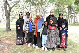 2021 Faith Builds Ground Breaking Celebration