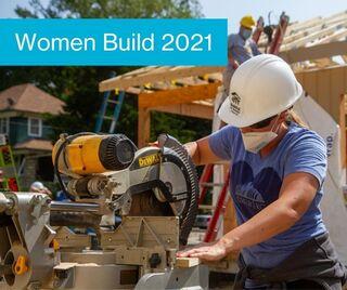 Women Build - Individual Ticket