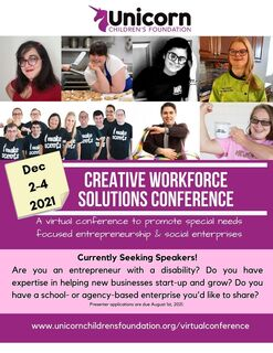 2021 Creative Workforce Solutions Conference