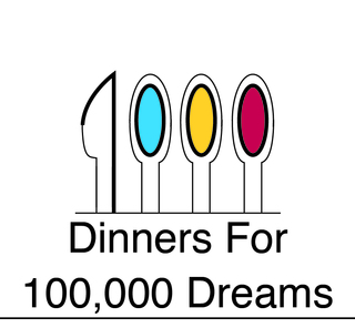 1,000 Dinners for 100,000 Dreams 2016