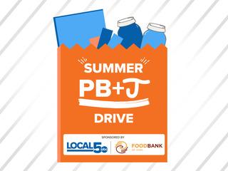 Local 5 Summer PB+J Drive