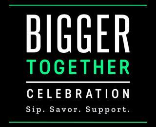 Bigger Together Celebration