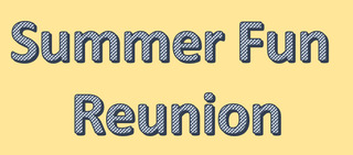 Summer Fun Reunion Fundraiser