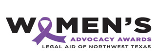 2021 Women's Advocacy Awards Campaign