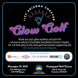 IICF Arizona Glow Golf Tournament