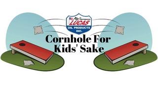 Lucas Oil Cornhole For Kids' Sake Harrison County 2021