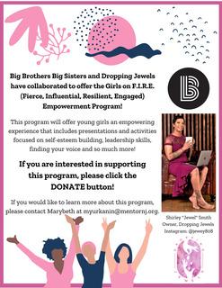 Girls on F.I.R.E. Empowerment Program