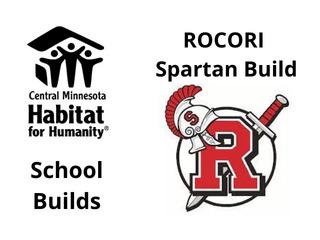 Spartan Build (ROCORI)