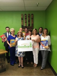 Tenet Health's Healthy Over Hunger Cereal Drive