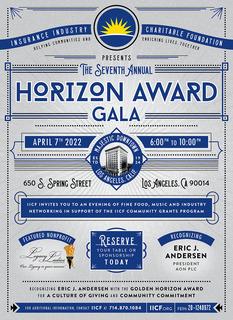 IICF Horizon Award Gala 2022