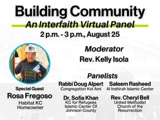 Building Community: An Interfaith Virtual Panel
