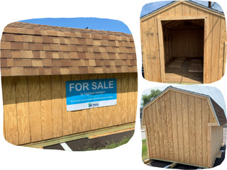 Shed: Silent Auction